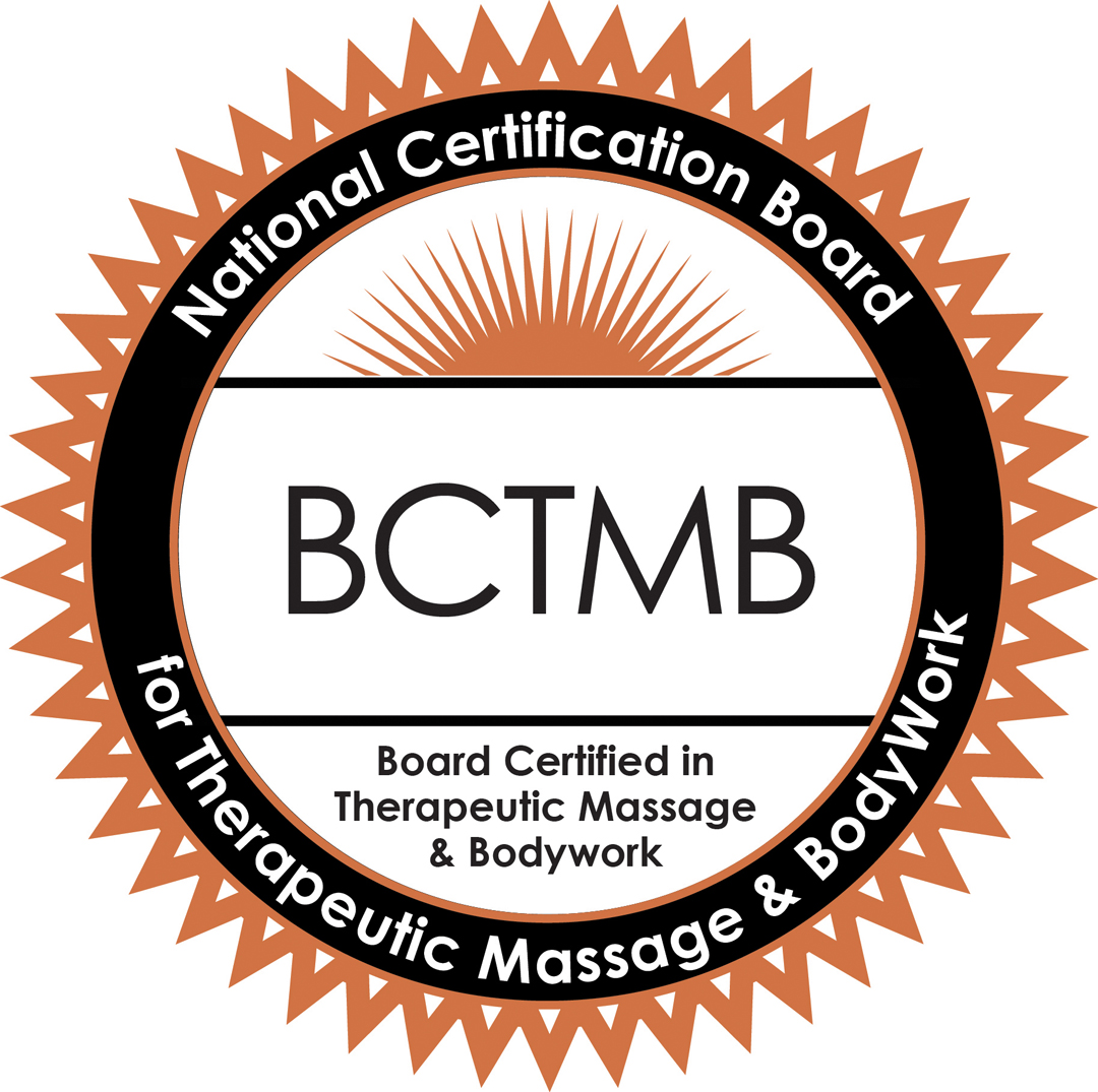 Board Certification Massage and Bodywork